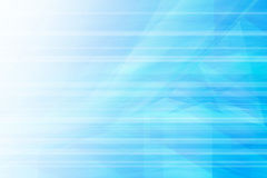 Fundo azul abstrato 2 Imagem de Stock