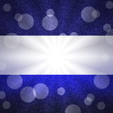 Fundo azul abstrato Foto de Stock Royalty Free