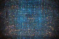 Fundo azul abstrato Imagem de Stock Royalty Free