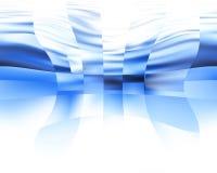 Fundo azul abstrato Fotografia de Stock Royalty Free
