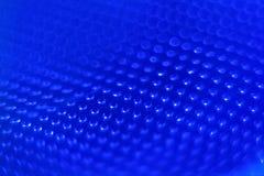 Fundo azul abstrato Fotografia de Stock