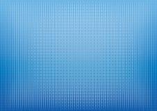 Fundo azul abstrato Fotos de Stock