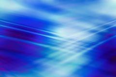 Fundo azul abstrato Fotos de Stock Royalty Free