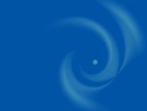 Fundo azul abstrato com branco Fotografia de Stock