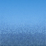 Fundo azul abstrato da quadriculação do vetor Imagens de Stock Royalty Free