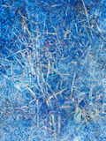 Fundo azul abstrato do gelo do inverno Fotos de Stock Royalty Free