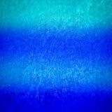 Fundo azul abstrato do grunge Imagens de Stock Royalty Free