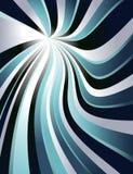 Fundo azul artístico Imagens de Stock