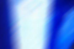 fundo Azul-branco do borrão fotos de stock