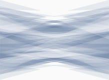 Fundo azul com triângulos Foto de Stock Royalty Free