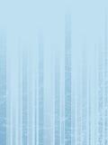 Fundo azul da listra de Grunge ilustração do vetor