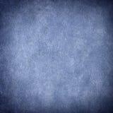Fundo azul da pintura Fotos de Stock Royalty Free