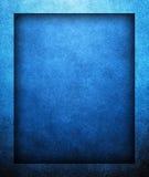 Fundo azul da pintura Fotografia de Stock Royalty Free
