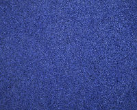 Fundo azul da pista Fotografia de Stock Royalty Free