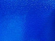 Fundo azul da textura da cor da parede foto de stock