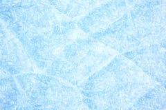 Fundo azul da textura do gelo Fotos de Stock Royalty Free