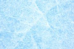 Fundo azul da textura do gelo Fotos de Stock