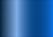 Fundo azul da textura do metal ilustração do vetor