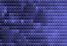 Fundo, azul da versão Ilustração do Vetor