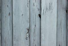 Fundo azul de madeira Imagem de Stock Royalty Free