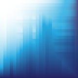 Fundo azul Digital do vetor Imagens de Stock