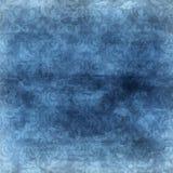 Fundo azul do damasco Imagens de Stock Royalty Free