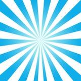 Fundo azul do foco do zoom do fundo do Aqua ilustração stock