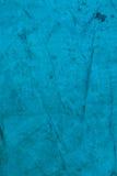 Fundo azul do grunge foto de stock
