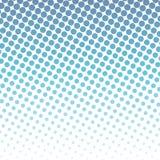 Fundo azul do molde ilustração do vetor