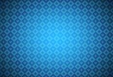 Fundo azul do pôquer de Minimalistic com textura co Foto de Stock
