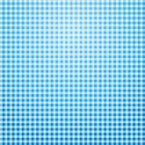 Fundo azul do teste padrão Imagens de Stock