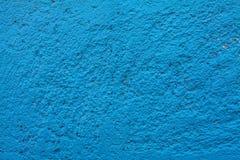 Fundo azul e cian velho da parede das texturas Fundo perfeito com espa?o imagens de stock royalty free