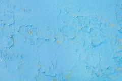Fundo azul e cian velho da parede das texturas Fundo perfeito com espa?o foto de stock