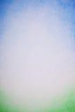 Fundo, azul e verde de Grunge Fotografia de Stock