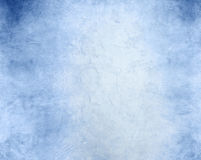 Fundo azul envelhecido Fotografia de Stock Royalty Free
