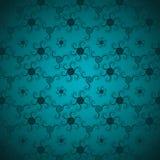 Fundo azul esverdeado Fotos de Stock