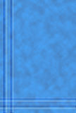 Fundo azul modelado foto de stock royalty free