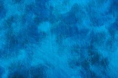Fundo azul mottled sumário fotografia de stock