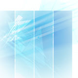 Fundo azul para o webdesign Foto de Stock