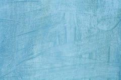 Fundo azul velho da parede das texturas Fundo perfeito com espa?o imagens de stock royalty free