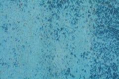 Fundo azul velho da parede das texturas Fundo perfeito com espa?o fotos de stock