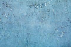 Fundo azul velho da parede das texturas Fundo perfeito com espa?o foto de stock royalty free
