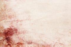 Fundo bege cor-de-rosa vermelho Textured - espaço para o tex Fotos de Stock Royalty Free