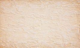 Fundo bege horizontal do Grunge Parede com textura Ilustração do vetor Fotos de Stock Royalty Free