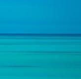 Fundo blured azul abstrato Imagens de Stock