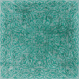 Fundo boémio floral do Scrapbook da tapeçaria de Grunge do vintage Fotos de Stock Royalty Free