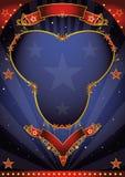 Fundo bonito da noite Imagem de Stock Royalty Free
