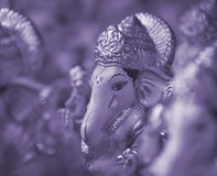 Fundo bonito de Ganesha Imagens de Stock