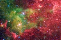 Fundo bonito do espaço Arte de Cosmoc Elementos desta imagem fornecidos pela NASA foto de stock royalty free