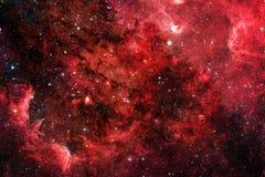 Fundo bonito do espa?o Arte de Cosmoc Elementos desta imagem fornecidos pela NASA foto de stock